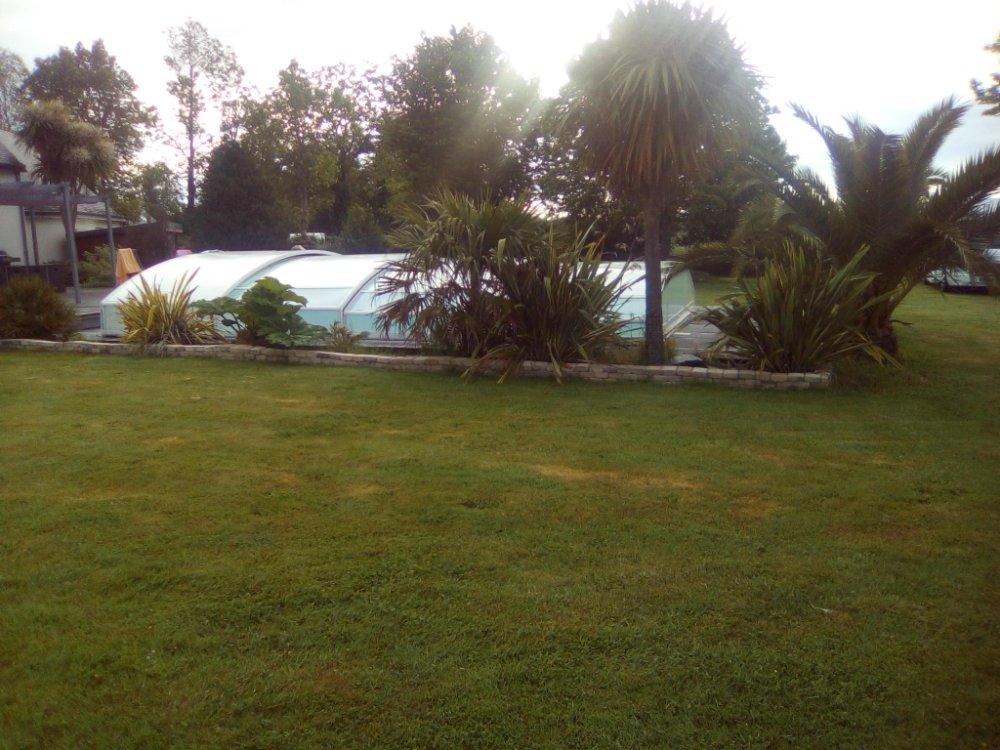 Aire camping-car à Locunolé (29310) - Photo 5